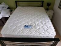 5ft Spring and Foam Mattress