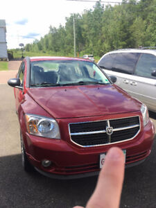 2007 Dodge Caliber SXT SUV, Crossover
