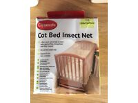 Insect net for cot bed by clippasafe
