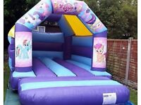 Bouncy Castle & Disco Dome & Slide Hire & Sweet Cones From £50. Reliable Company. Call today!!!