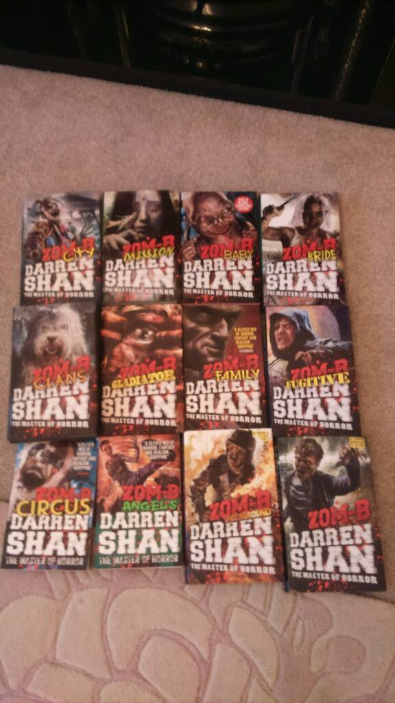 Darren shan booksin Newmilns, East AyrshireGumtree - Hardbacks as shown in pic. Perfect condition