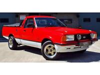1981 Ford Cortina 5.0 V8 P100 XR8 Pick Up!