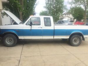 1994 Ford F-250 7.3L IDI turbo diesel