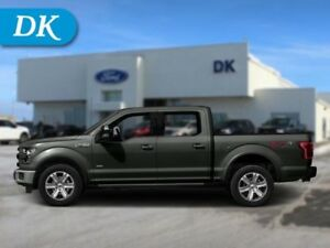 2015 Ford F-150 Lariat 502A Crew Cab, 3.5L Eco w/Max Tow!