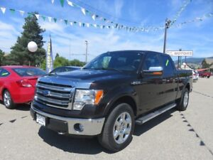 2013 Ford F-150 Lariat-Long Box