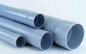 Need 2 -- 8 foot lengths of 4 inch PVC Pipes