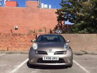 NISSAN MICRA 1.6 CONVERTIBLE SERVICE HISTORY NEW MOT
