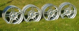 BMW Factory M Tec Sport Rims
