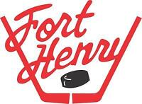 Register Your Child for Hockey at Fort Henry