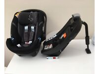Cybex Aton 4 Car Seat and Aton 2 Isofix. Group 1 Birth to 13kg