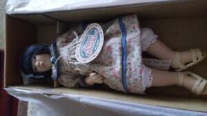 REDUCED PORCELAIN DOLL COLLECTORS