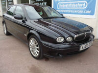 Jaguar X-TYPE 2.0D 2007 P/X To Clear