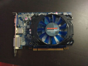 Selling Diamond Radeon R7 250 Graphics Card {USED}