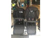 Bugaboo Donkey twin pram/buggy