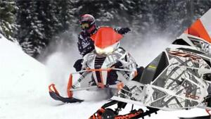 2017 ARCTIC CAT ZR LIMITED ORANGE AND CAMO BLOWOUT!!!