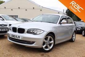 2010 10 BMW 1 SERIES 2.0 116I SPORT 5D 121 BHP - RAC DEALER