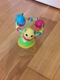Lamaze highchair toy twist and turn