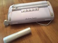 Andrew James - Food Bag Sealer - Ideal for a sandwich shop or takeaway