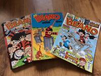 Beano Book 1993/annual 2007/comic 2011