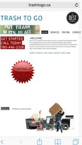 Great Price Garbage & Junk Removal. Call or Text 7804462328