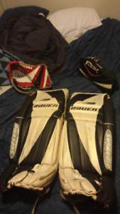 Goalie gear! Great price!