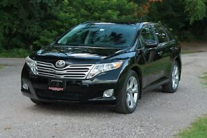 2009 Toyota Venza AWD | V6 | NAVI | Leather