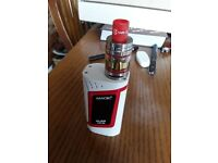 SMOK ALIEN MOD WITH EXTRAS BRAND NEW