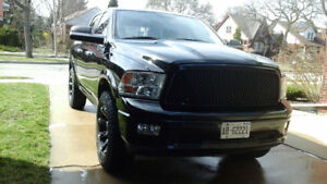 2012 Ram 1500 4x4 LOW KMS. Safetied