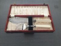 Collection of Vintage Cutlery