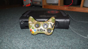 XBox360 with 20 Games