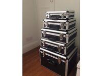 Pro AV / Audio Video Equipment cases