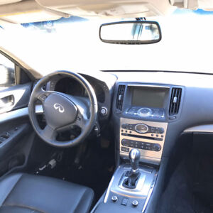 2011 Infiniti G37x Sedan- As is condition