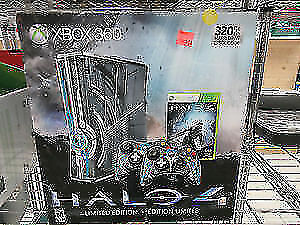 **HOLY HALO** Xbox 360 HALO 4 Limited Edition