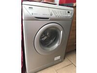 Zanussi washer dryer zwd 1270 s in silver