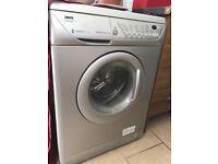 Zanussi washer dryer zwd 1270 s in silver