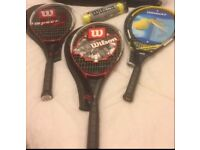 Tennis racquets NEW