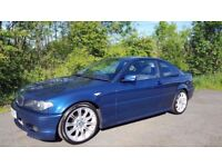 BMW E46 320Cd Sport **Great Looking Car**45MPG/LOW TAX**Great Drive**Part-Ex Welcome**