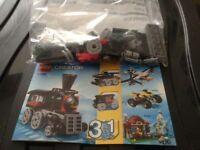 Lego Creator (3 in 1) 31015 - Emerald Express - £3