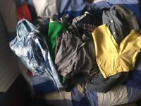 Bundle of boys clothes (age 7-10)