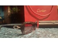 Cartier sunglasses (female) *brand new*
