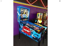 RARE!! Star Wars classic pinball machine
