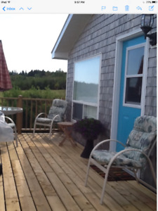 Cottage for rent in Seeleys Cove. N.B.
