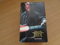 Young Jedi star wars Collectable card game
