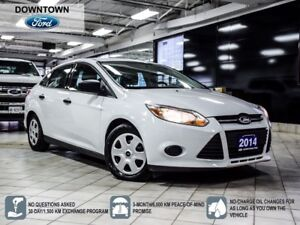 2014 Ford Focus S, Blue Tooth, 5 Speed Manual