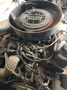 351 Cleveland out of 1973 Cougar with TRANSMISSION MUST GO