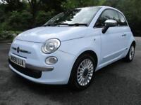 Fiat 500 Lounge Multijet 75 3dr DIESEL MANUAL 2008/58