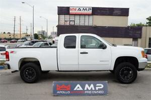 2010 GMC Sierra 1500 SLE LIFTED 4X4 5.3L Z71 ALLOYS UPGRADE