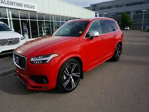2017 Volvo XC90 T6 R design Demo Sale!!!