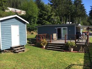 Mobile Home for Sale in Beautiful Port Alice