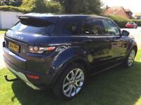 Range Rover evoque 2014 11months mot